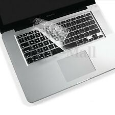 TPU Clear Keyboard Guard Protector Cover For Macbook Air Pro Retina 13''15''17''