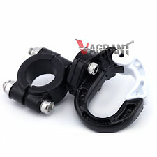 Handlebars Black Helmet Hang Buckle For Ducati Hypermotard 796 /820 / 939 / 1100