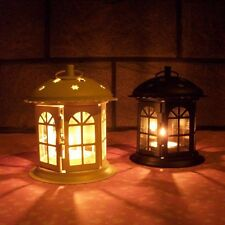 Moroccan Bird Cage Decoration Candle Holders