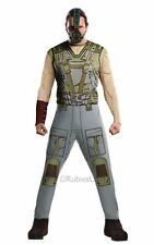 Adult Licensed Batman Dark Knight Bane Mens Fancy Dress Costume Party Outfit