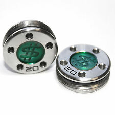 Custom Golf Putter Weights for Scotty Cameron Studio Select- Green Cash