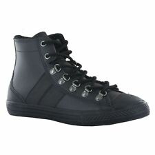 Converse Chuck Taylor Sneaker Black Youths Trainers