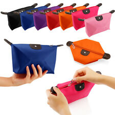 Hanging Travel Toiletry Kit Wash Bag Shaving Makeup Case Cosmetic Bag Organizer