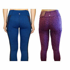 NWT Z by Zobha The Outsider Active Women Legging Running Jog Gym Tight Pants $75