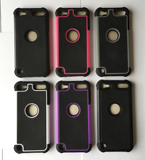 USA SELLER! NEW!! ARMOR SLICK STYLISH  Case For iPod Touch 5 or 6 5th / 6th Gen