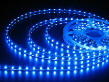 LED Flexible Strip Light Lamp 5M 16.4ft 300 leds SMD 3528 Lamp DC 12V Blue Lot