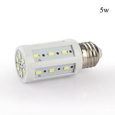 6x LED Corn Light Bulb SMD E27 E26 15W 12W 10W 8W 5W Power White Lamp DC 12V