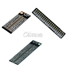 Black GPIO Pin Reference Double Side Board for Raspberry Pi 2 Model B / B+