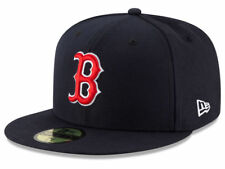 New Era Boston Red Sox 2017 GAME 59Fifty Fitted Hat (Navy) MLB Cap