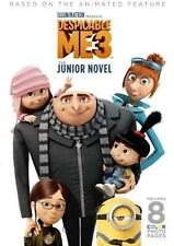 Despicable Me 3: Movie Novel by Paperback Book