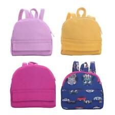 Dolls Mini Schoolbag Backpack Fit 18 inch Amrican Girl Doll Clothes Accessories