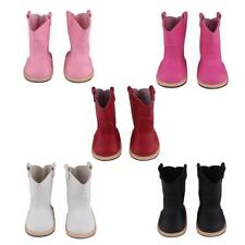 Pair Snow Boots High Top Shoes for 18 Inch American Girl My Life Journey Doll