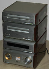 Technics SE-HD560 Hi Fi Separates Stack Stereo system Amplifier Cd Tape  Tuner