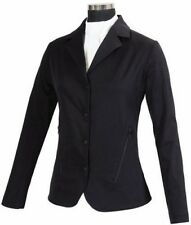 Equine Couture Addison Show Coat Ladies with Zippered Side Pockets