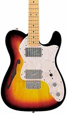 Classic Series '72 Telecaster Thinline Electric Guitar