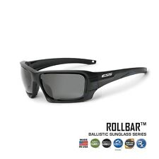 ESS Rollbar Terrian Ballistic Sunglasses, Polarized 4 Lenses Military Goggles