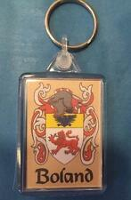 Bartie to Barton Family Coat of Arms Crest Heraldic KEYRING Key Chain