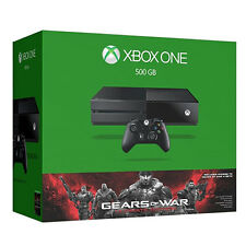 Microsoft Xbox One 500GB Console Gears of War Ultimate Edition Bundle