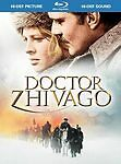 DOCTOR ZHIVAGO 2 DISC BLU-RAY & DVD WITH DIGIBOOK 45TH ANNIVERSARY EDITION