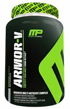 Muscle Pharm Armor-V Advanced Multi Nutrient Complex 180 capsules 2018.