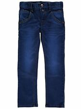 NAME IT Children's Boy's Jeans Trousers TERRY SLIM/slim DNM PANT NMT NOOS
