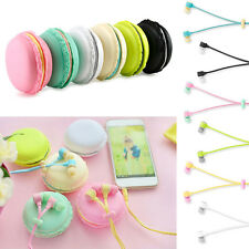 Cute In-Ear Earphone Headset Earbud Headphone For Phone iPhone Samsung MP3/4