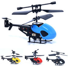 Mini QS5012 2CH RC Helicopter Remote Control Quadcopter Aircraft Kids Toys Drone