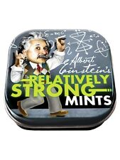 Einstein's Relatively Strong Mints Tinned Mints 5x5cm