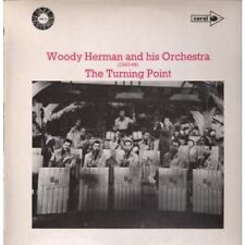 WOODY HERMAN AND HIS ORCHESTRA Turning Point LP VINYL UK Coral 1967 14 Track