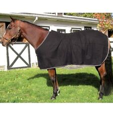 High Spirit NEW Wool Horse Day Sheet Fleece Neck Tail Cord Nylon Chest Closure
