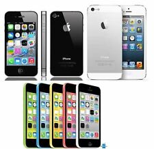 Apple iPhone 6s - 6 - SE- 5s - 5C- 16GB 64GB 32GB 128GB Sprint Smartphones