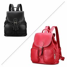 New Pebbled Italian Leather Shoulder Bag Backpack Purse