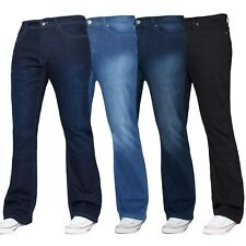 New Mens ENZO Cargo Combat Denim Designer Jeans Trousers Pants All Sizes Nice