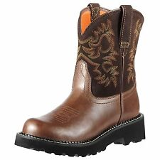 Ariat Women's Fatbaby and Probaby Western Cowgirl Boots
