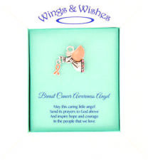 Breast Cancer Awareness Angel Tac Pin Case Pack 24-1894428
