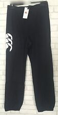 CANTERBURY MENS NAVY CUFFED SWEAT PANT / JOG BOTTOM SIZE M RRP £32