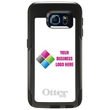 OtterBox Commuter for Galaxy S4 S5 S6 S7 S8 PLUS Your Business Name Logo