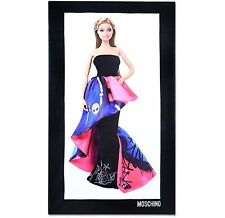 Barbie and Ken Moschino Beach Towel Limited Edition