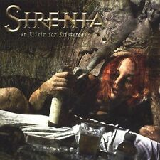 An Elixir for Existence by Sirenia CD, Aug-2004, Napalm Records BRAND NEW SEALED