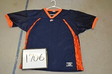 BLANK UTEP Texas El Paso Miners NAVY NCAA College Throwback Football Jersey 1706