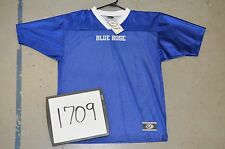 BLANK Presbyterian Blue Hose BLUE NCAA College Throwback Football Jersey 1709