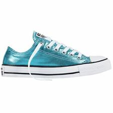 Converse Chuck Taylor All Star Ox Fresh Cyan Mens Sneaker Trainer