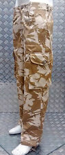 Genuine British Army Desert Camo or MTP Windproof Combat Trousers - All Sizes