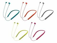 SONY MDR-EX750BT h.ear in Wireless In-Ear Headphones 5 Color Variations NEW