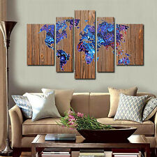 Huge Modern Abstract Art Print Painting Wall Mural Decor canvas (NO framed)