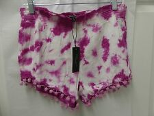 Romeo & Juliet Couture Tie Dye Shorts WHHPI - NWT