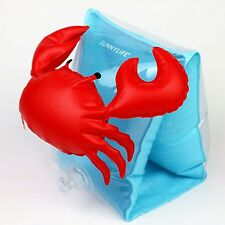 Swimming Arm Inflatable Air Sleeves Water Wings Floats Bands Buoyancy Training
