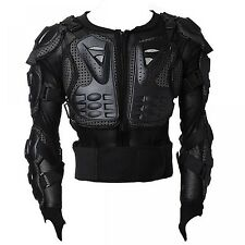 Protective Jacket Motorcycle Armor Racing Body Gear Clothing Mens Motocross Race