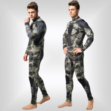 Men 3mm Full Body Neoprene Wetsuit Wet Suit Surfing Surf Scuba Diving Dive