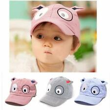 Kids Boys Girls Baseball Cap Hat Cute Cartoon Dog Beret Hat SunHat Baseball Cap